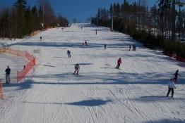 Zwardoń Atrakcja Szkoła narciarska Zwardoń-Ski