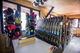 Wisła Atrakcja Wypożyczalnia narciarska Skolnity