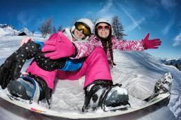 Wisła Atrakcja Szkoła snowboardowa Pinki Sport