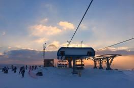Istebna Atrakcja Stacja narciarska Złoty Groń
