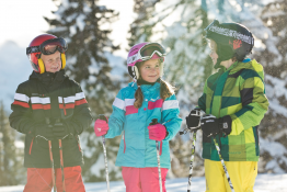 Wisła Atrakcja Przedszkole narciarskie Ski-Carv