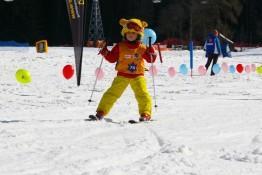 Korbielów Atrakcja Przedszkole narciarskie Dimbo