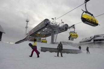 Szczyrk Atrakcja Stacja narciarska Skrzyczne COS
