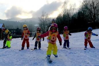 Szczyrk Atrakcja Szkoła narciarska Epicentrum Sportu