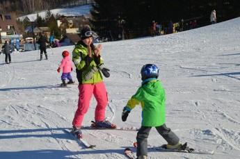 Szczyrk Atrakcja Szkoła narciarska Beskidzka Szkoła Narciarska