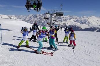 Szczyrk Atrakcja Przedszkole narciarskie Eskimoski