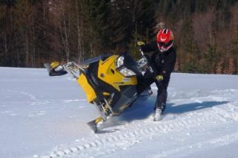 Wisła Atrakcja Skutery śnieżne Xtraining