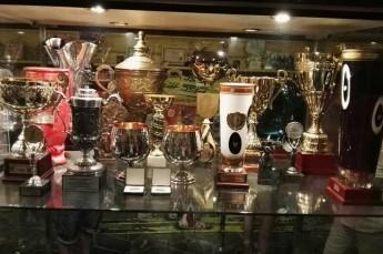 Wisła Atrakcja Galeria Sportowe Trofea A. Małysza