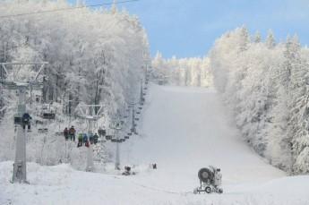 Wisła Atrakcja Stacja narciarska Stożek