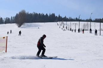 Wisła Atrakcja Stacja narciarska Pasieki