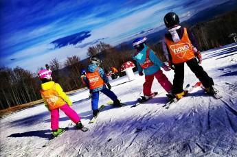 Wisła Atrakcja Szkoła narciarska Nova