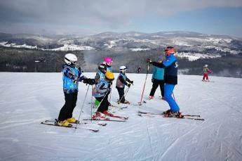 Wisła Atrakcja Szkoła narciarska Skizy
