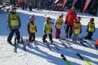 Wisła Atrakcja Przedszkole narciarskie Rudolf