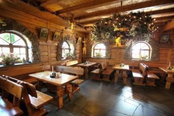Wisła Restauracja Karczma polska regionalna Ondraszkowa Izba