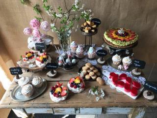Ustroń Restauracja Kawiarnia | cukiernia desery polska Delicje