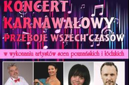 Ustroń Wydarzenie Koncert Koncert Karnawałowy