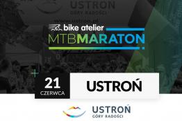 Ustroń Wydarzenie Zawody rowerowe Bike Atelier MTB Maraton 2020