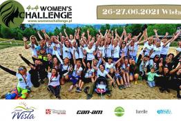 Wisła Wydarzenie Sporty motorowe Women's Challenge 4x4